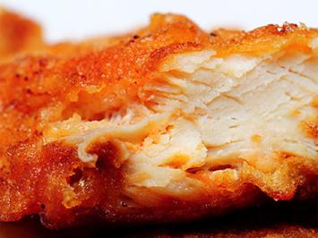 台灣必吃小食的雞排能夠這麼受到歡迎,最大原因就是視覺上的滿足!