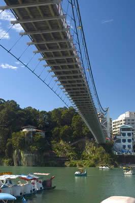 碧潭的內涵豐富多彩,自古就是台灣八景之一!