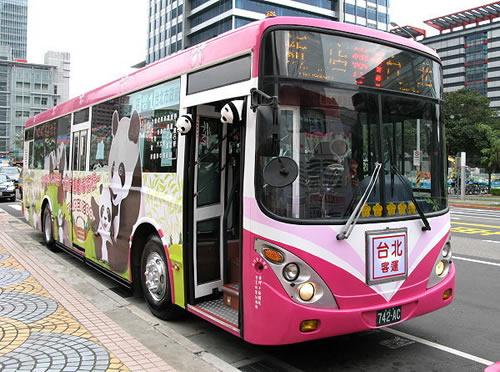 台北公車攻略
